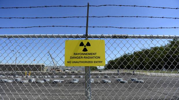nuclear. waste. sign.hazard