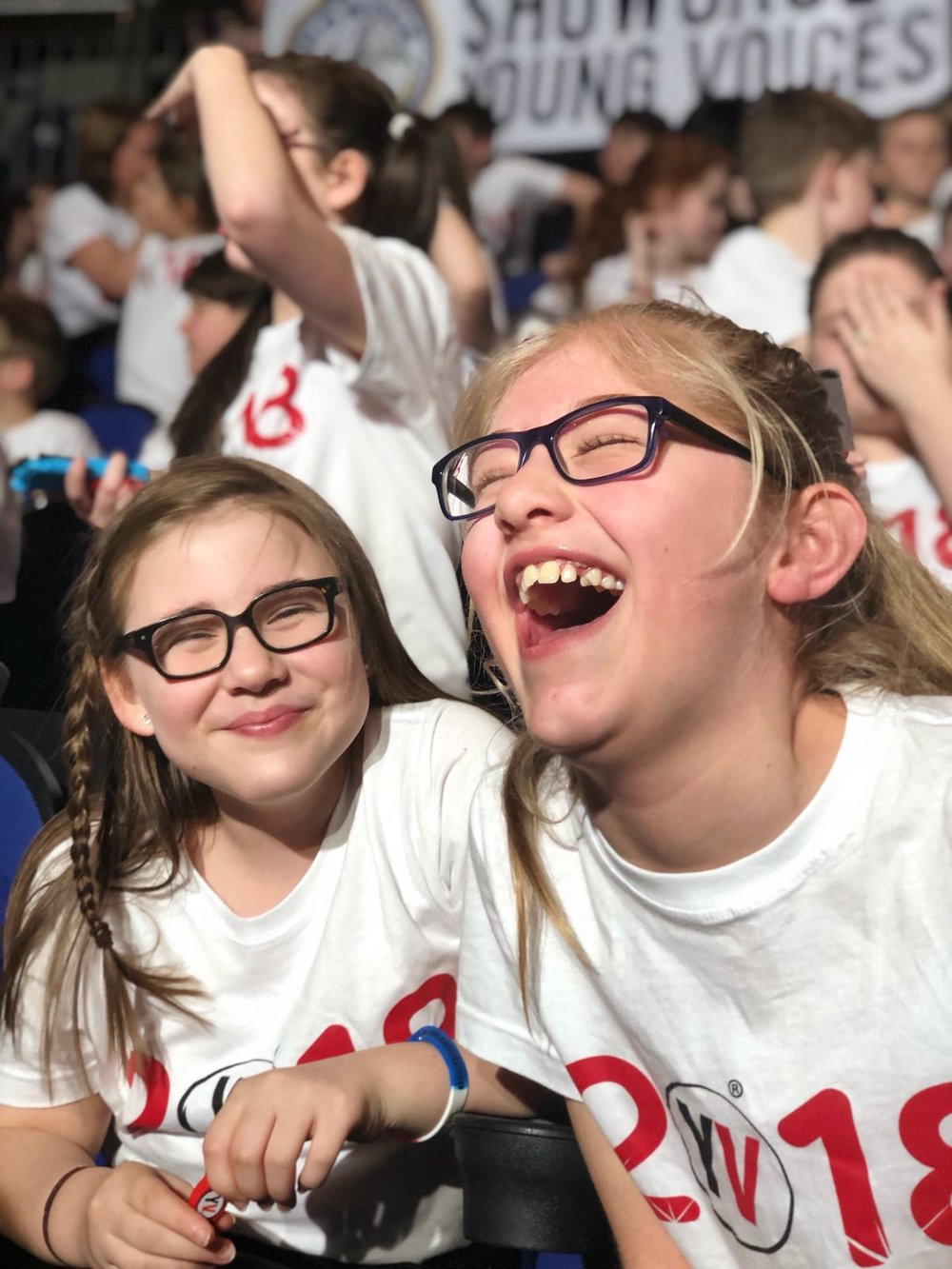 Young Voices O2 Arena 2018