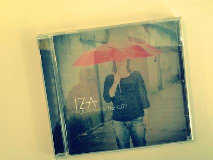 IZA  - Fountain In The City (2013, Sugarbeat)