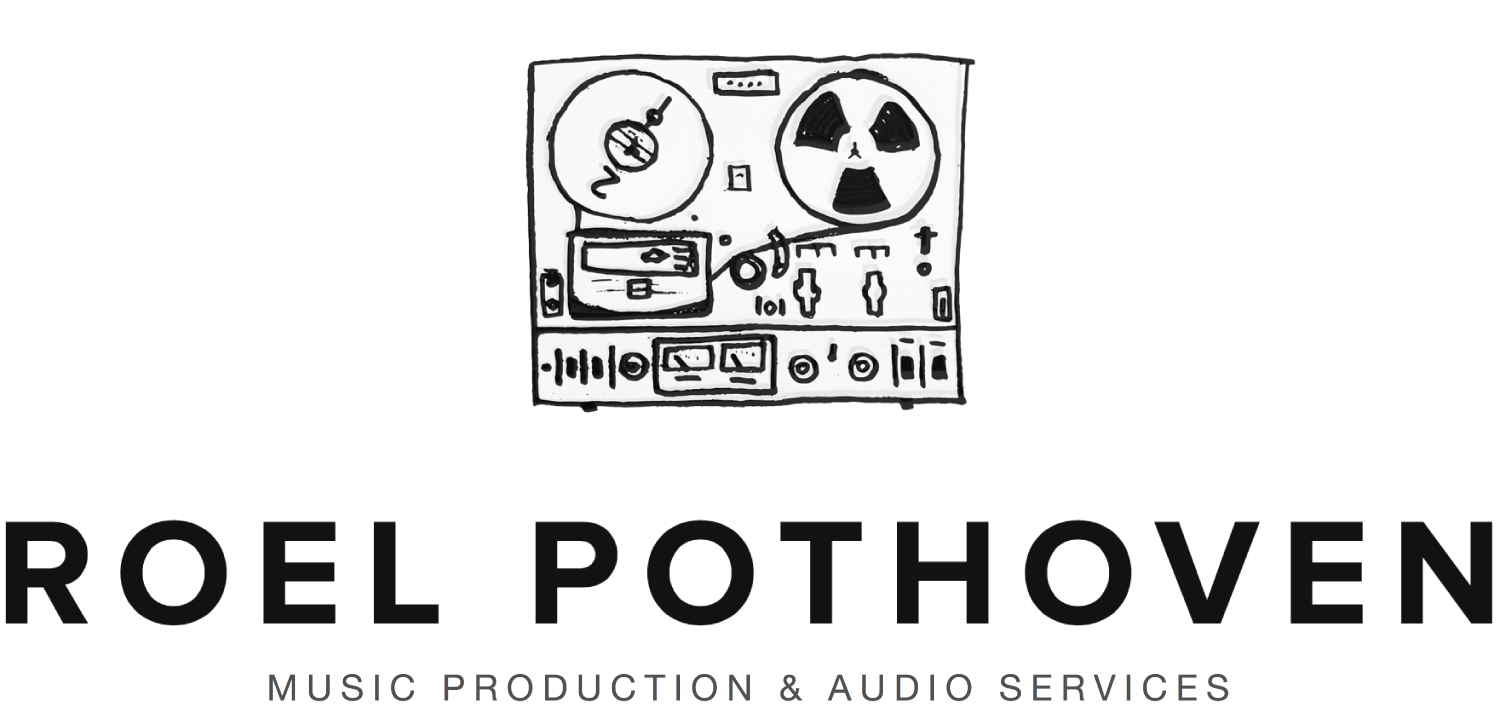 Roel Pothoven - MUSIC PRODUCTION & AUDIO SERVICES