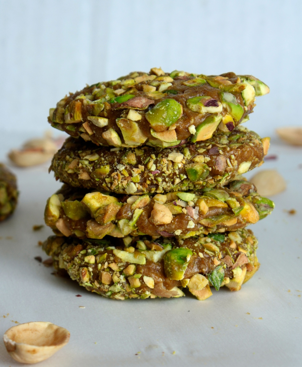 Lemon Pistachio Cookies