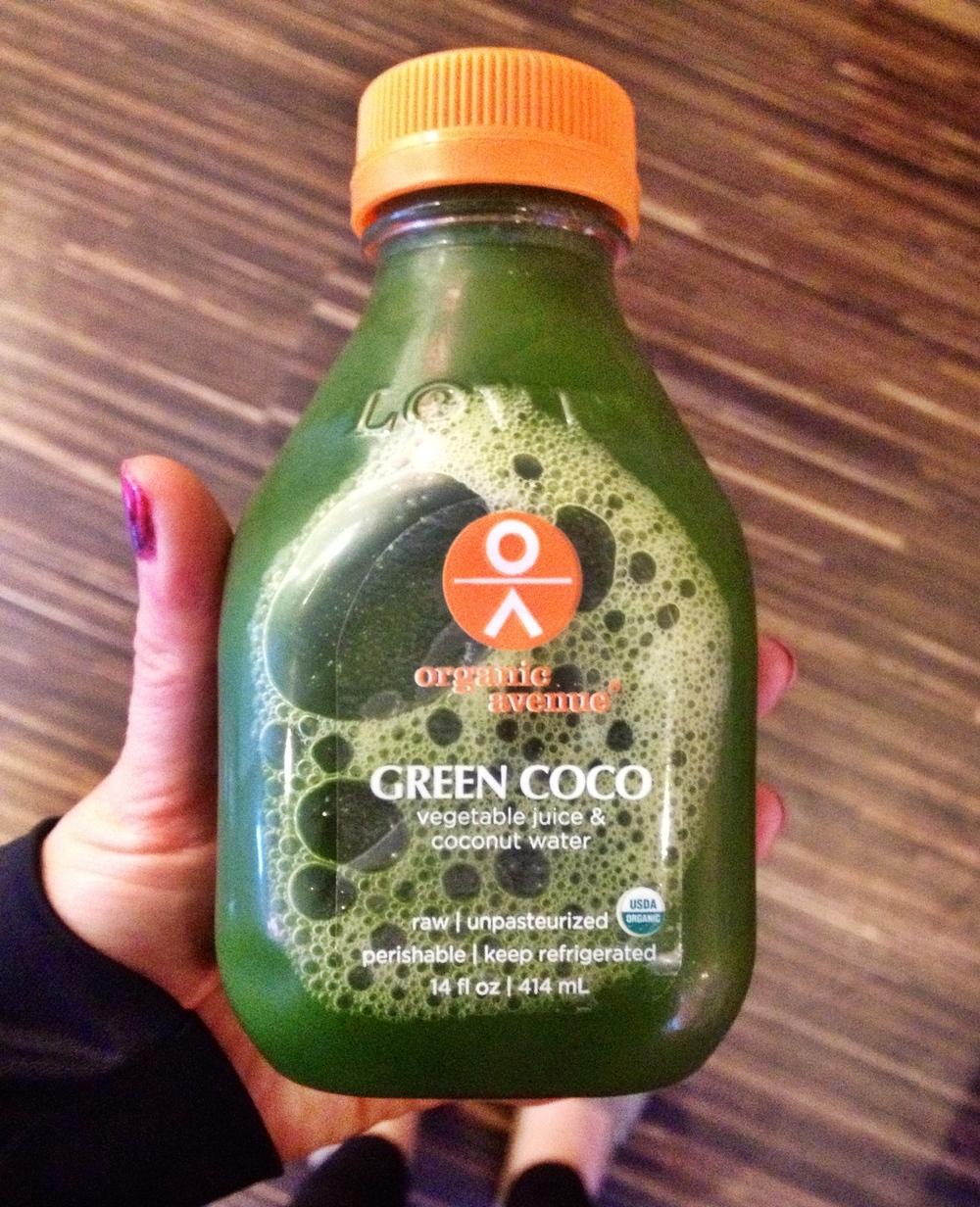 Organic Avenue Juice