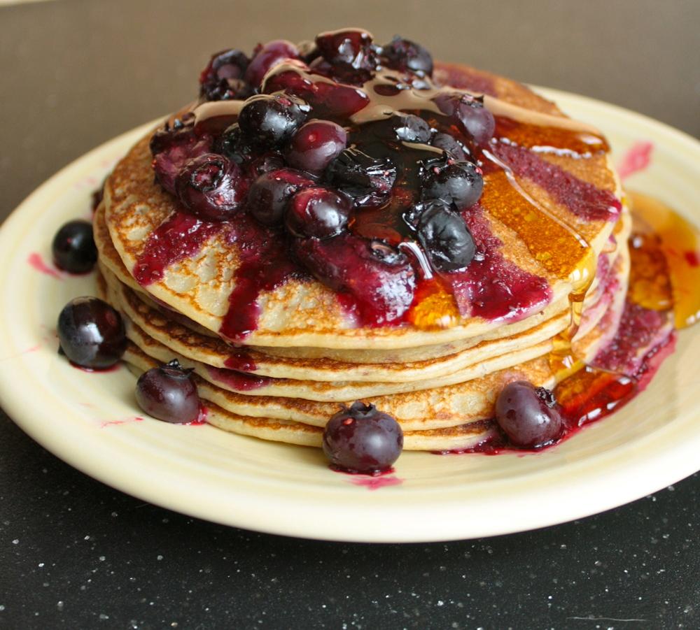Gluten Free Vegan Pancake Recipe