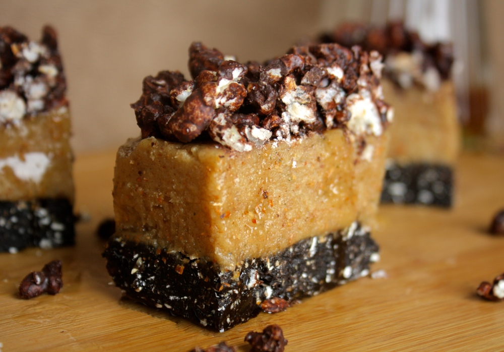 Nutty Chocolate Bar Vegan Gluten Free
