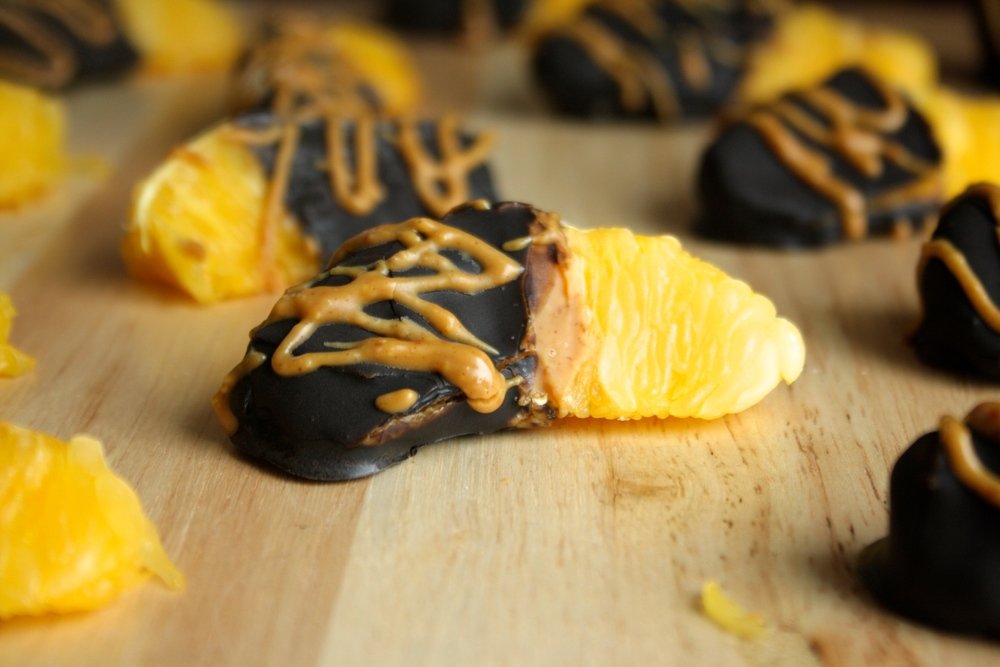 Chocolate Covered Oranges Vegan