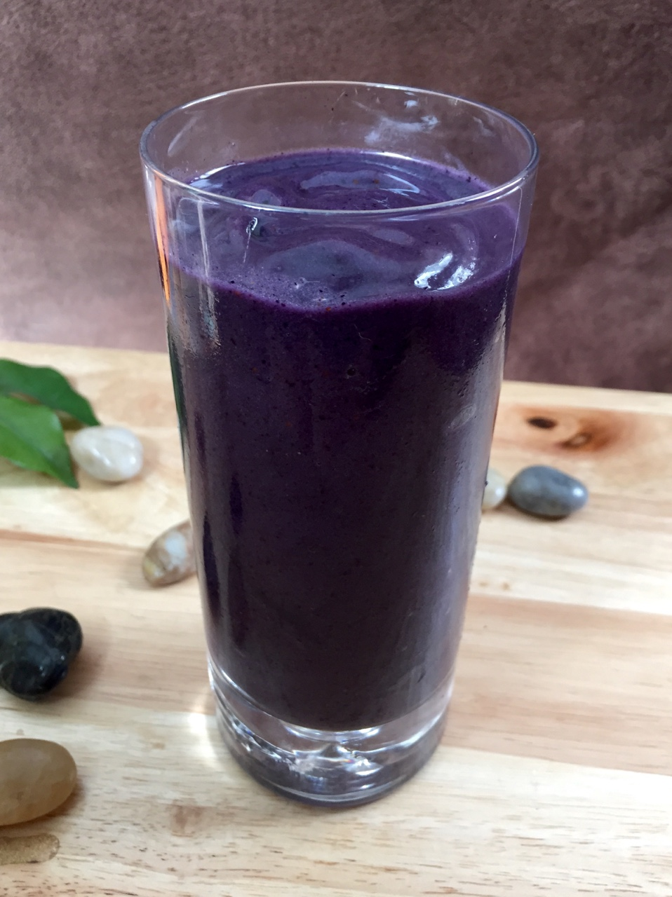 Vegan Lavender Smoothie