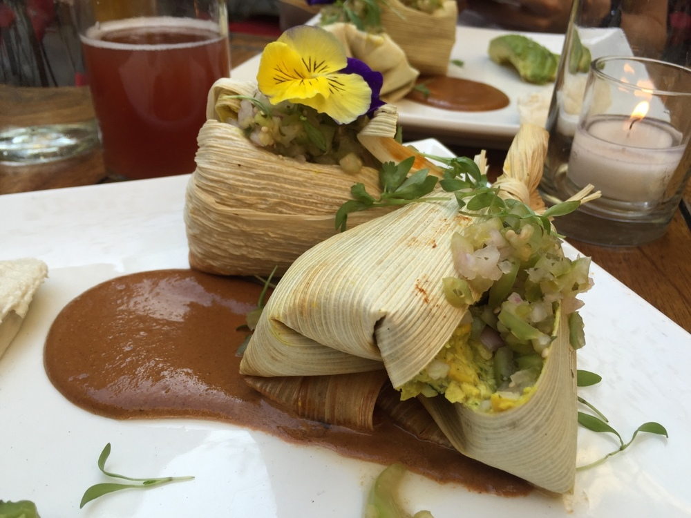 Raw Vegan Tamales