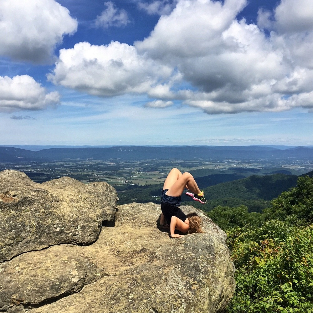 Luray Virginia Yogi