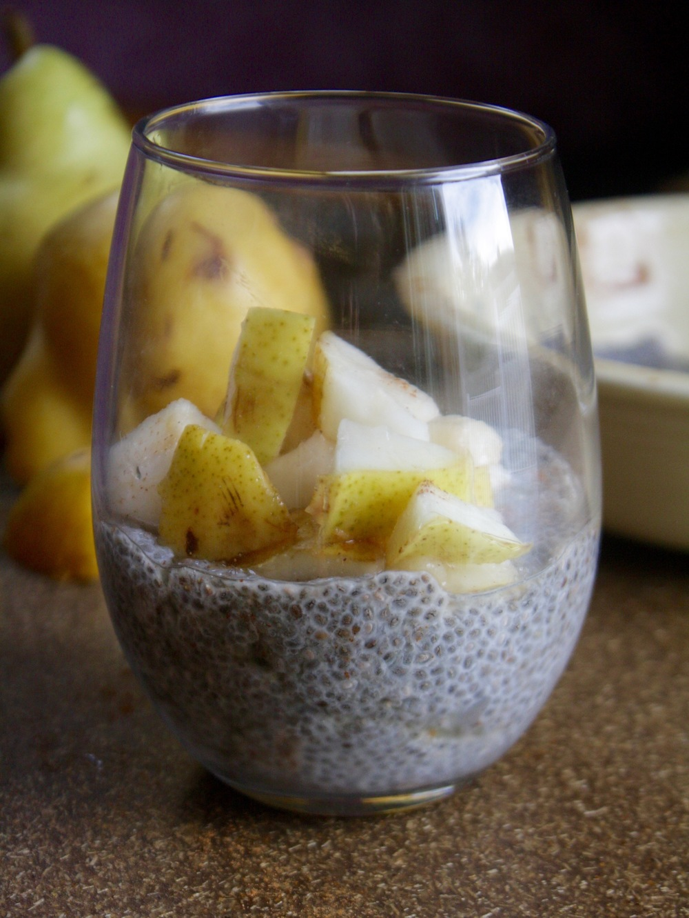 Chia Seed Pudding Vegan