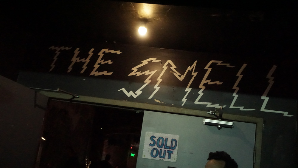 Sold out at the Smell