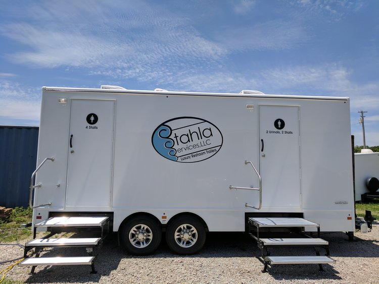 Nebraska Portable Toilet Rentals Restroom Trailer Rentals - Bathroom trailer rentals