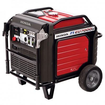 7000 Watt Honda Quiet Generator — Stahla Services, LLC