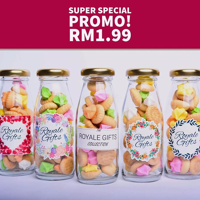 Super promo! Nak order? Senang je, whatsapp kami skrg +6014.9646.007 . Minimum 100pcs . Free delivery to certain areas around KL and Selangor . More Info & Testimonials : http://www.royalegifts.com/testimonials