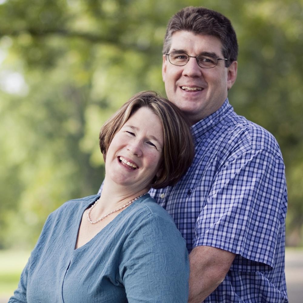 Chris & Jennifer Ostling