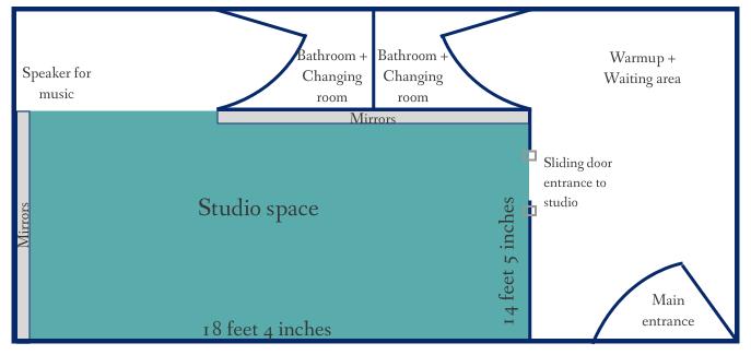 studio rentals for yoga