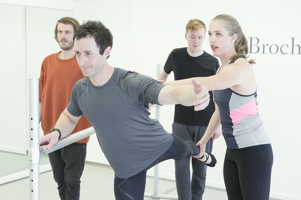 Receive True classical ballet training - Our environment welcomes dancers without sacrificing the true essence of ballet technique. This isn't a barre class simply for a ballet-inspired workout. Learn the purest form of classical ballet and find yourself in the process.