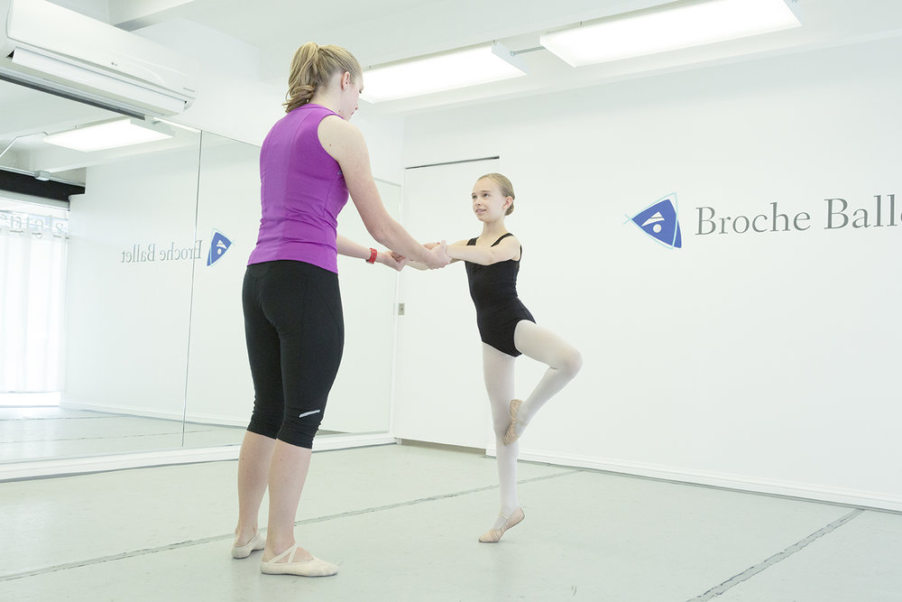 KIND, RESPECTFUL, AND WELCOMING - Forget the stereotypical exacting and condescending ballet teacher. Enter into our kind, welcoming, and respectful environment and experience instruction that understands and embraces wherever you are in your life.Feel comfortable going out of your comfort zone and expanding your horizons in our private studio setting and small-group environment.