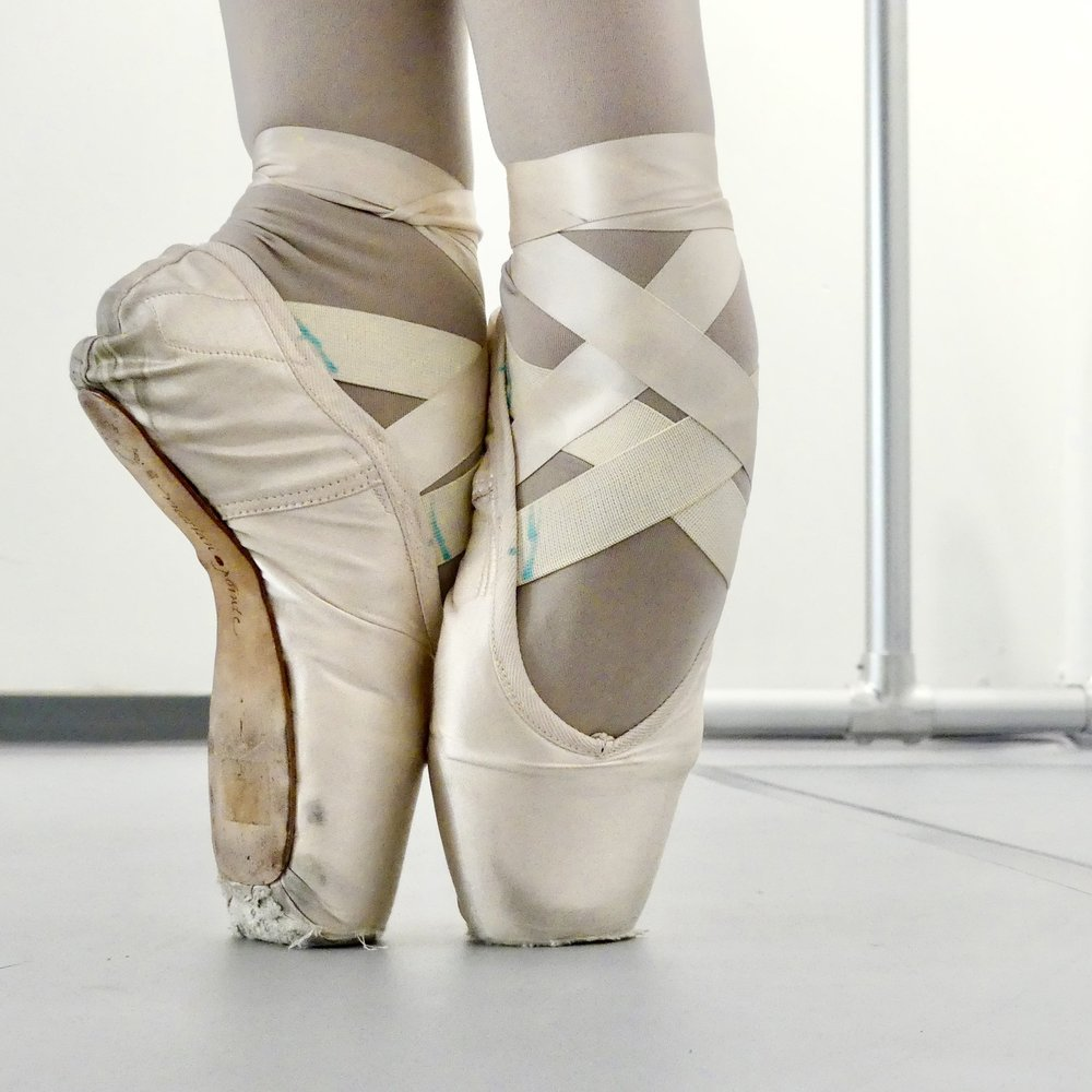 gift card for adult small-group ballet classes
