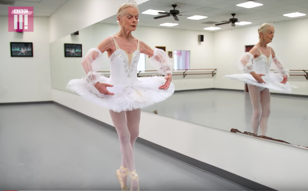 The 77 Year Old Ballet Dancer Sharing Seven Decades Of Experience | Amazing Humans - Madame Suzelle Poole started dancing age 7. She is now 77 and is still teaching and performing.