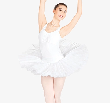 Practice Tutu - Give your dancer the gift of feeling like a ballerina! She will surely love to wear her tutu around the house, to workshops, or even to class on occasion!Use our Studio Code (below) at checkout to support usTP 126441