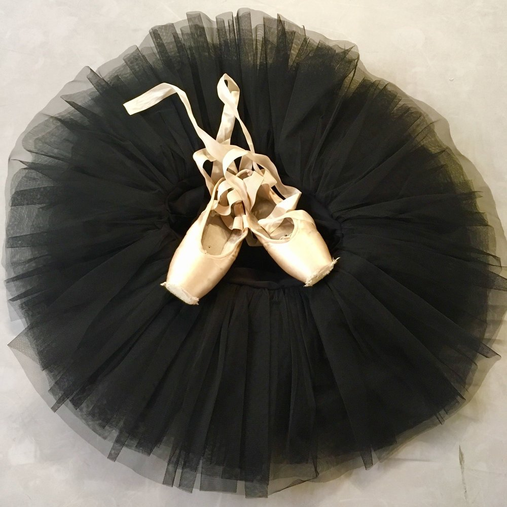 Photo courtesy of Broche Ballet instructor Casey Pottle