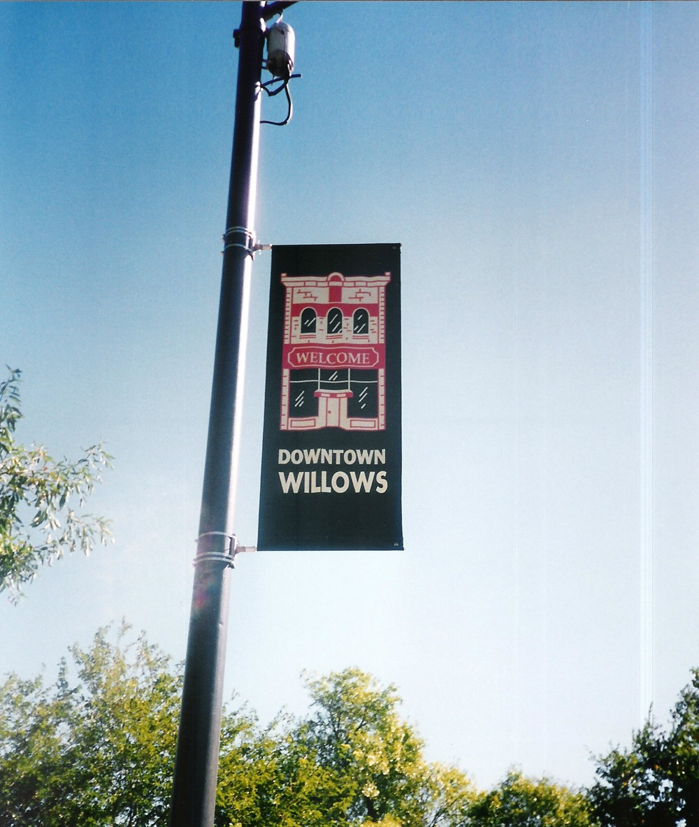 Visiting Willows for the first time