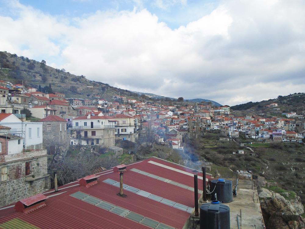 The village of Stypsi