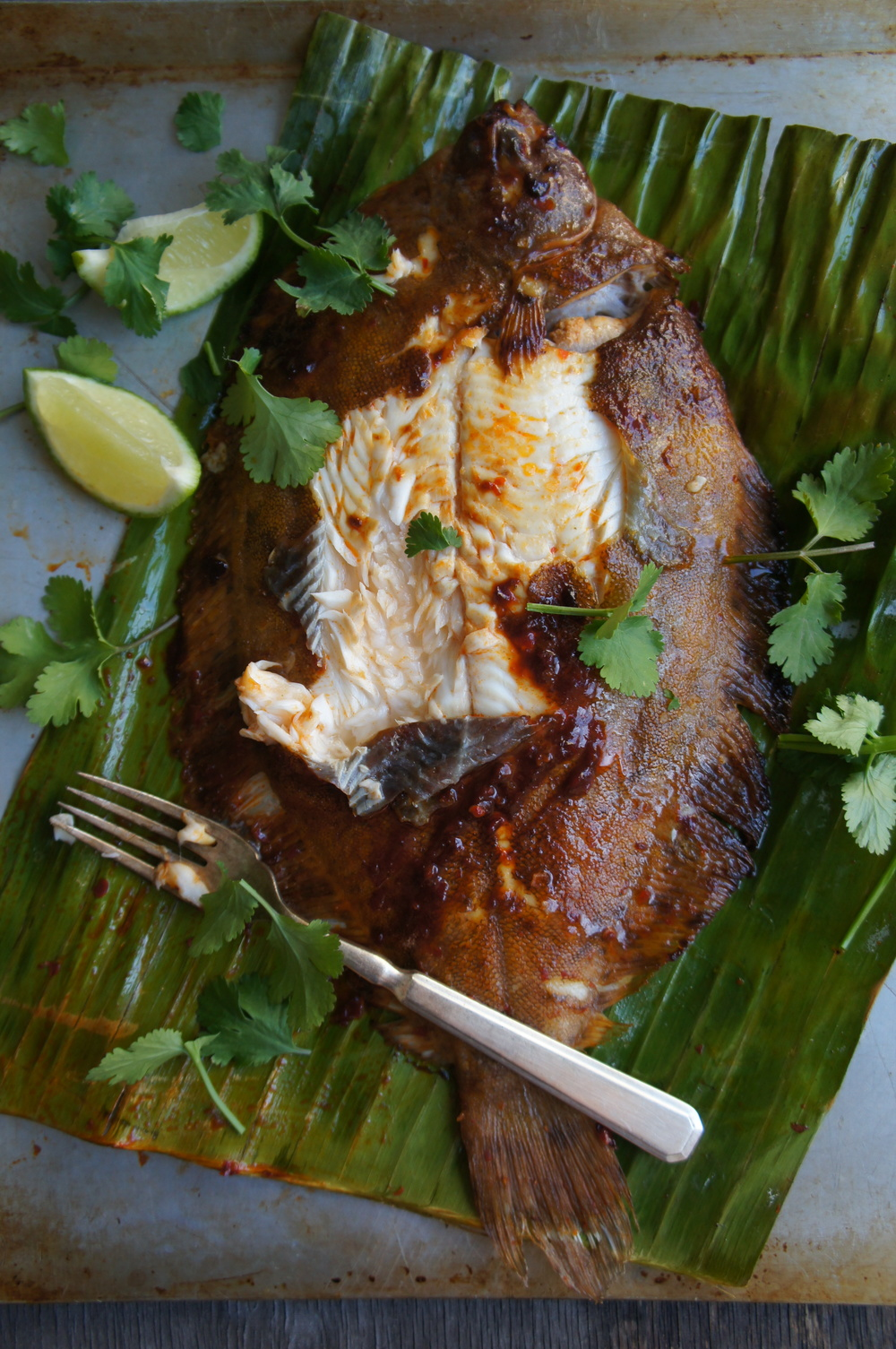 BBQ Sambal lemon sole.JPG