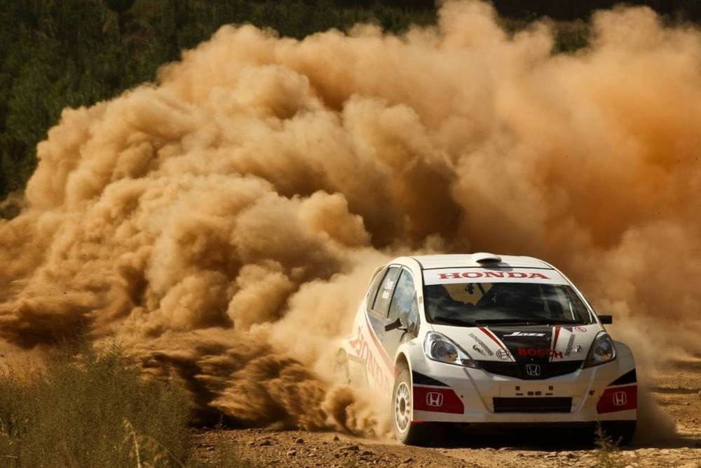 Rally Australia record win streak!