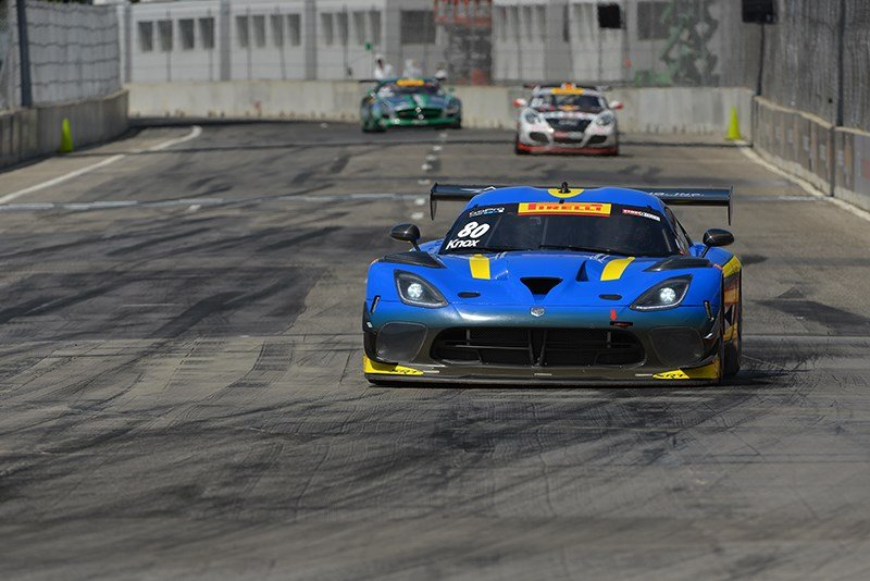 Lone Star Racing to rejoin IMSA series