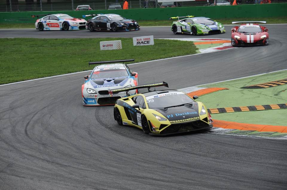 Wessex Vehicles revel in Monza Win!