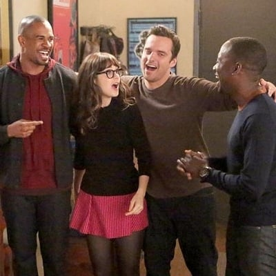 The New York Times A Not Quite New Guy on 'New Girl'