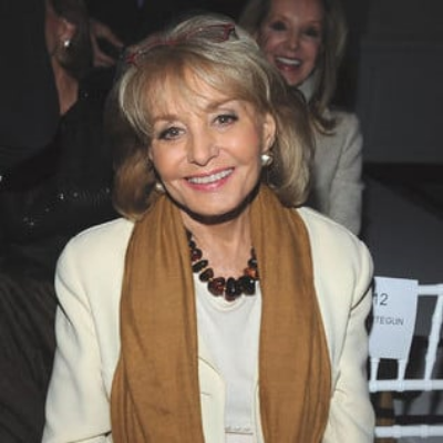 Glamour Barbara Walters Has Some Wisdom to Share