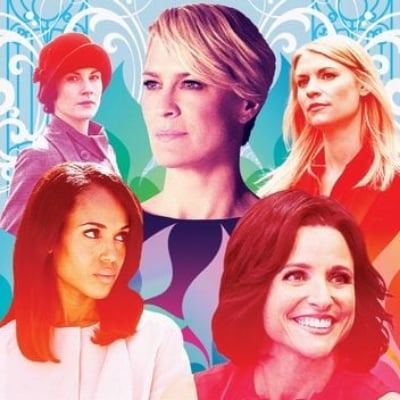 Glamour   Why TV's Difficult Women Are My New Heroes