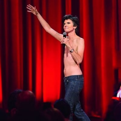 Glamour   Tig Notaro, The Bravest Woman in Comedy