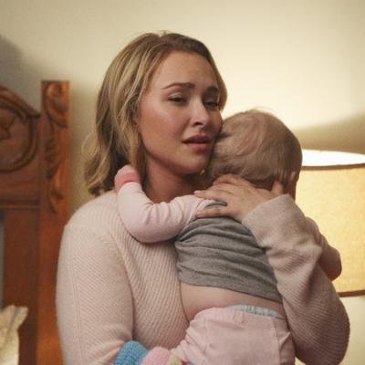 Glamour The Rise of Postpartum Depression TV