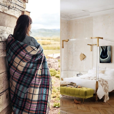 Elle What You Need to Know About the Insufferable Woman in the Anthropologie Catalog