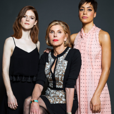 The New York Times CBS Bets on 'The Good Fight' in the Streaming Wars