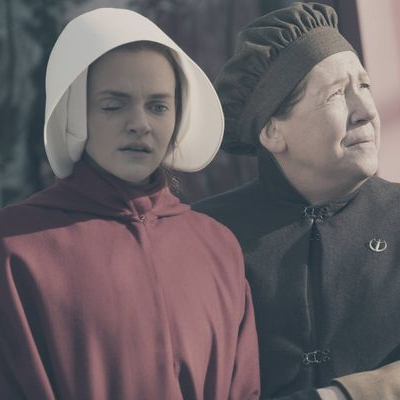 ELLE   How the Women of  The Handmaid's Tale  Do Self-Care in Dystopia