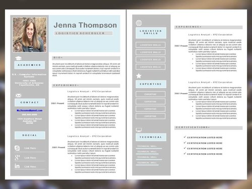 the flow resume template cover references and thank you letter