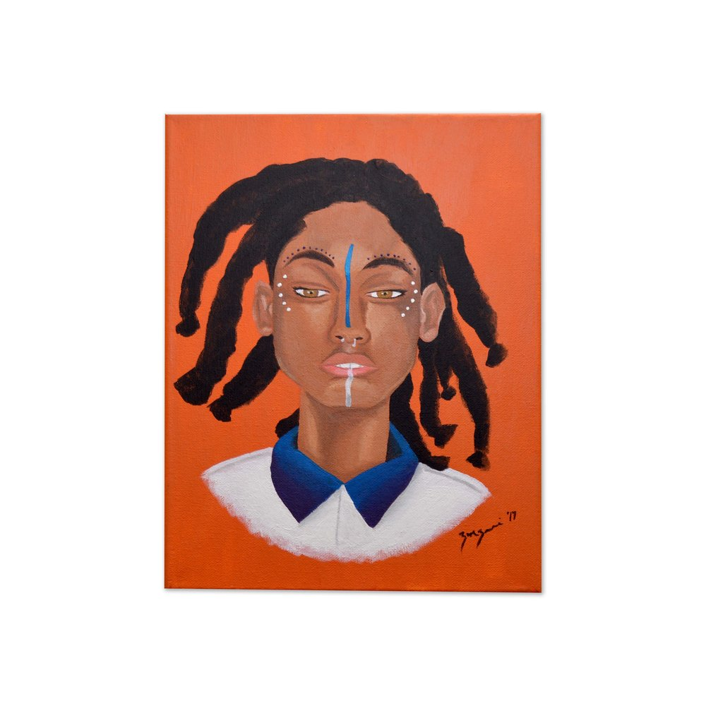 face paint -