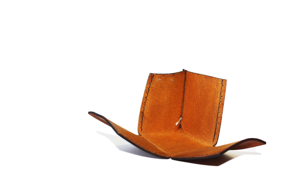 Case - The leather & stitchcraft originally used for their equestrian products are now signatures of every HERMES handbag & the case embodies this.