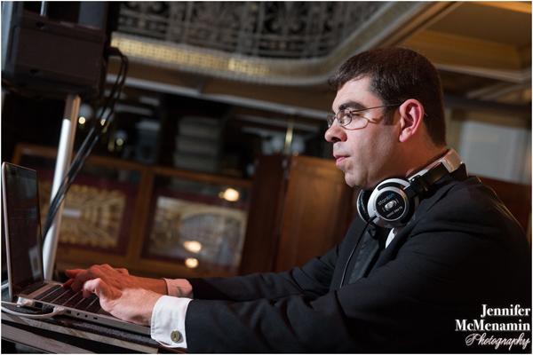 DJ Anthony Simpson