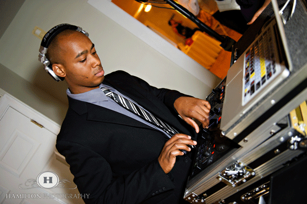 DJ Sean Johnson