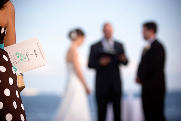 Kristen and Nat get married at Chesapeake Bay Foundation in Annapolis, MD