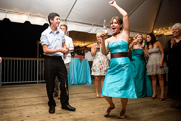 Chesapeake Bay Foundation Weddings are fun!