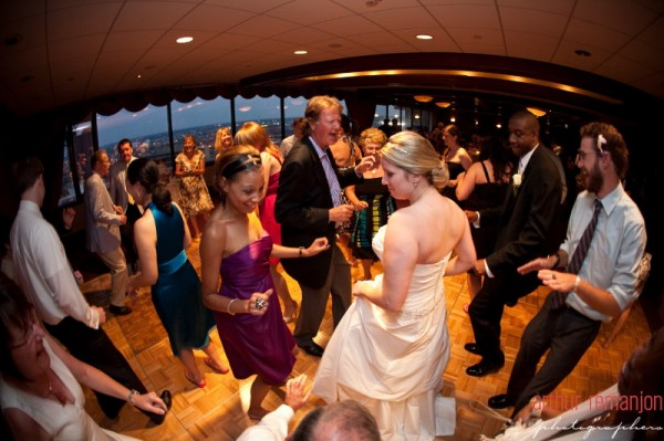 Baltimore Disc Jockey - Wedding Center Club - by Arthur Remanjon