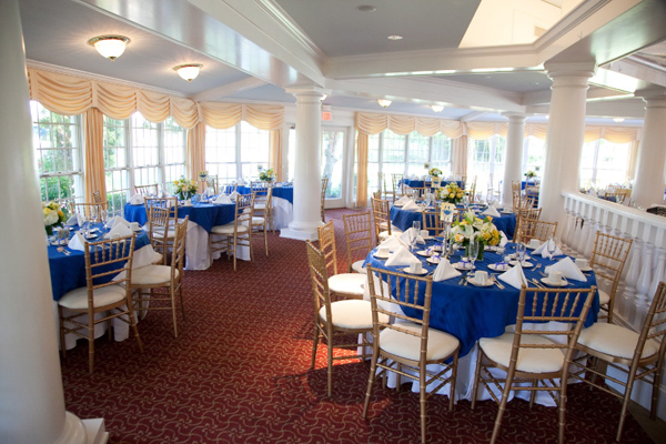 Wedding Reception at Kent Manor Inn, Stevensville, MD by Brian Slanger