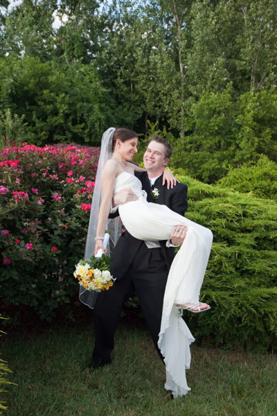 Wedding Picture at Kent Manor Inn, Stevensville, MD by Brian Slanger