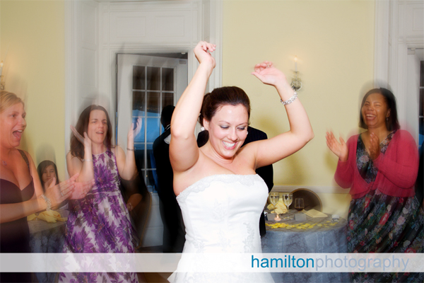 Wedding DJ at Historic Oakland in Columbia, MD by Hamilton Photography